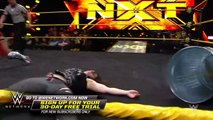 Asuka vs. Nikki Cross - NXT Women's Championship Last Woman Standing Match- WWE NXT, June 28, 2017