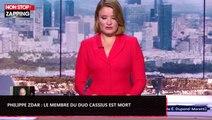 Philippe Zdar : Le membre du duo Cassius est mort à 52 ans (Vidéo)