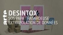 SOS Papa : extrapolation hasardeuse de données - 20/06/2019 - Désintox