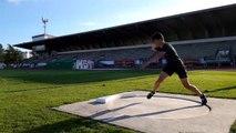 Les championnats régionaux individuels d'athlétisme, c'est ce week-end à Saint-Etienne