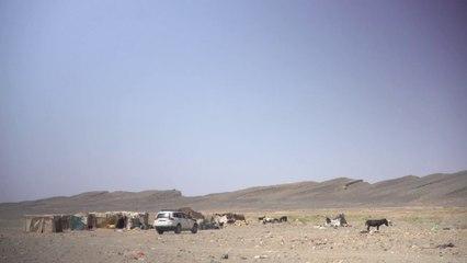 Enfants du désert - le film - 14 ans