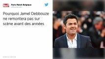 Show raté à Ivry, coup de fatigue... Jamel Debbouze veut faire une pause dans sa carrière
