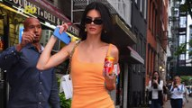 Kendall Jenner Does a Free Ad for Coca-Cola (Sorta)