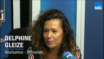 Delphine Gleize invitée de Stade Bleu