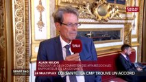 Santé : « Tout le monde manque de moyens », souligne Alain Milon