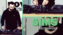 Sims décompose«Full Clip»de Gang Starr Bam Bam