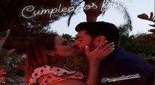 Paula Echevarría celebra su cumpleaños con Miguel Torres como protagonista