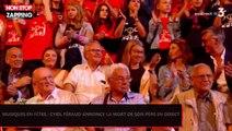 Musiques en fête : Cyril Féraud annonce en direct la mort de son père (Vidéo)