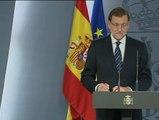"""""""NO"""" rotundo de Rajoy a realizar cambios de Gobierno"""