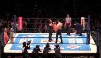 Yoshinobu Kanemaru vs Taiji Ishimori