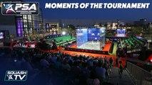 Squash: Moments of the Tournament - CIB PSA World Tour Finals 2018/19