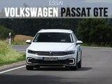 Essai Volkswagen Passat SW GTE (2019)