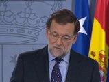 Rajoy explica el auge de Podemos por la crisis y la corrupción