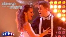 DALS S06 - Loïc Nottet et Denitsa dansent un freestyle sur ''Don't Stop Me Now'' (Queen)