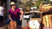SAINT THIBERY - Retour sur le marché festif nocturne des producteurs de pays