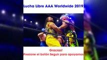 Parka, Psycho y WAGNER Vs BLUE DEMON, Fantasma y Escorpión - Lucha Libre AAA Worldwide