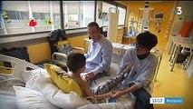 Journée mondiale du don d'organes : l'histoire de Karl, greffé du cœur à 9 ans