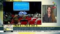 Alta Comisionada para DD.HH. de ONU inicia visita oficial a Venezuela