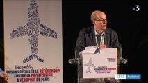 Aéroports de Paris : des hommes politiques de tous horizons réunis pour s'opposer à la privatisation