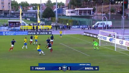 U18 Tournoi Maurice Revello  Tous les buts I FFF 2019