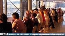 Le 18:18 - Gastronomie : le Marseillais Gérald Passedat aux fourneaux avec un chef réfugié syrien