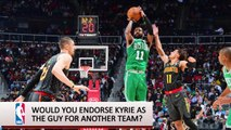 NBA Rumors: Teams Should Be Concerned About Kyrie Irving Signing as Solo Star