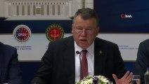 Yargıtay Başkanı İsmail Rüştü Cirit: 'Adli yargıdaki hizmet kalitesini daha üst standartlara taşıyacağız'