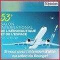 Salon du Bourget: courez voir l'avion de combat du futur !