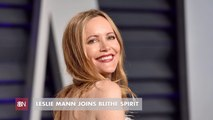 Leslie Mann Will Be In 'Blithe Spirit'