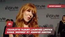 Charlotte Tilbury Talks Hot Lips 2 Collection