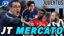 Journal du Mercato : la Juventus de Sarri est prête à envoyer du lourd