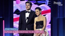 Mila Kunis and Ashton Kutcher Respond to Split Report with Hilarious Video