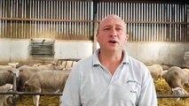DNA - 3 Questions à Stéphane Huchot, éleveur de moutons à Preuschdorf et président du syndicat ovin du Bas-Rhin
