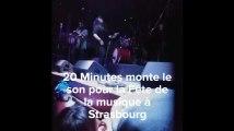 Strasbourg: Stéphan Eicher et un karaoké géant pour la Fête de la musique