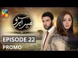 Meer Abru Episode 22 Promo HUM TV Drama