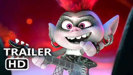 TROLLS 2 World Tour Official Trailer