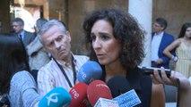 """García continuará con los """"compromisos pendientes"""""""