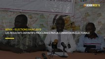 Bénin – élections HAAC 2019 : les résultats définitifs proclamés par la Commission Électorale