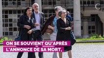 PHOTOS. Obsèques de Maurice Bénichou : Patrick Chesnais et Anne Consigny rendent un dernier hommage à leur ami comédien