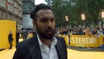 'Yesterday' Premiere: Himesh Patel