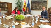 Secretaria de Estado de Empleo se reúne con CEPES