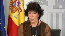 """El Gobierno sobre la condena a Juana Rivas: """"Respetamos las sentencias aunque algunas nos duelan más"""""""