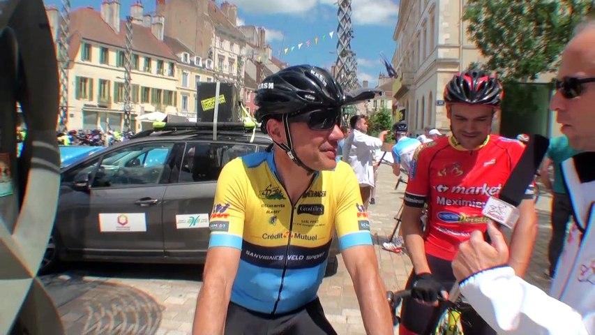 Route de Saone et Loire FSGT 2019 étapes 3 et 4 Dimanche 16 Juin