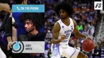 Coby White | On the Mark with Mark Carman