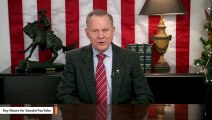 Roy Moore Announces He's Running Again For Senate In Alabama