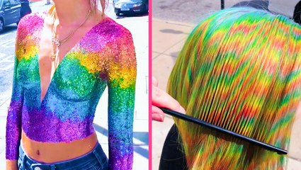 22 ways to cover yourself in rainbow for pride month