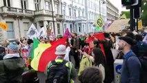 Marche des Sénégalais de la diaspora sur l'affaire petrtim