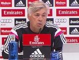 Ancelotti  No miro si un delantero marca, miro si el equipo tiene solución ofensiva eficaz