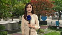 [날씨] 오후 중부·경북 비...주말 충청 이남 비 / YTN