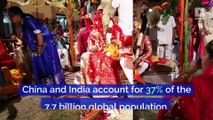 India Will Overtake China as Most Populous Country